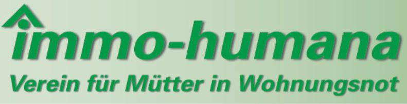 immo-humana - Verein für Mütter in Wohnungsnot